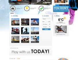 #31 for Website Design for Let's Go Play Outside by arcBshopEyek