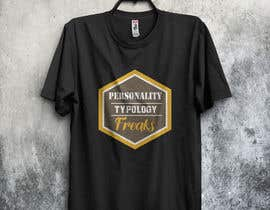 "#38 untuk ""Personality Typology Freaks"" T-shirt designs, mainly typography oleh oaeskuruni27"