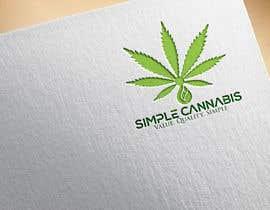 #220 untuk Design a cannabis product logo/brand oleh zahanara11223