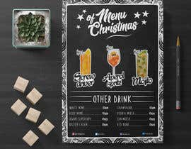 #4 для Build me an attractive stand out Cocktail Menu featuring 3 Cocktails and other drinks as well от nxxxstr