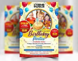 #42 untuk birthday party flier oleh satishandsurabhi