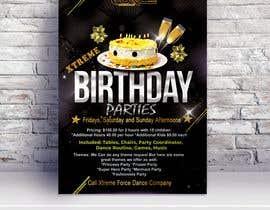 #45 untuk birthday party flier oleh MdFaisalS