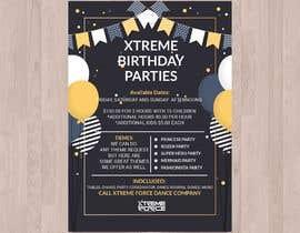 #32 untuk birthday party flier oleh graphicboss11