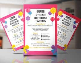 #33 untuk birthday party flier oleh graphicboss11