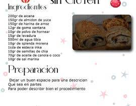 cabralpameladg tarafından Diseno de Recetario Con estilo navideno için no 6