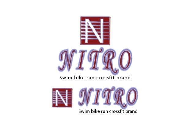 Penyertaan Peraduan #                                        107                                      untuk                                         Logo Design for swim bike run crossfit brand