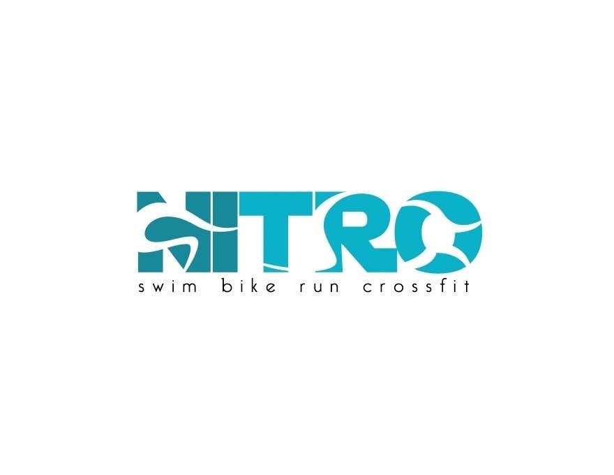 Penyertaan Peraduan #166 untuk Logo Design for swim bike run crossfit brand