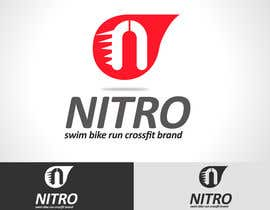 #87 para Logo Design for swim bike run crossfit brand por waseem4p