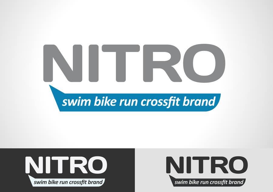 Penyertaan Peraduan #                                        88                                      untuk                                         Logo Design for swim bike run crossfit brand