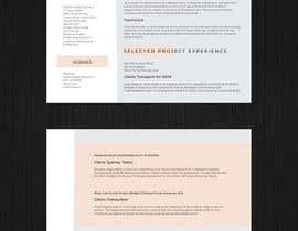 Hasan628 tarafından Professional CV Design (Resume) için no 47