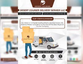 #41 для Flyer and banner design for a delivery company от designpower78