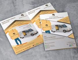 #48 для Flyer and banner design for a delivery company от abdurrouf98989