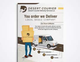 #6 для Flyer and banner design for a delivery company от sushanta13
