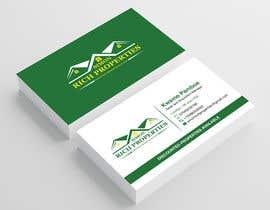 Nro 182 kilpailuun Business card käyttäjältä sohelrana210005