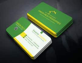 Nro 171 kilpailuun Business card käyttäjältä zakiyasultana610