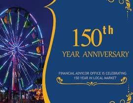 #45 для Business Anniversary ideas and ad layout от aadilalisolangi6