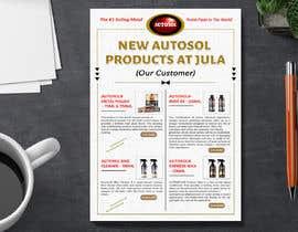 nº 14 pour Design a leaflet. URGENT par mindlogicsmdu