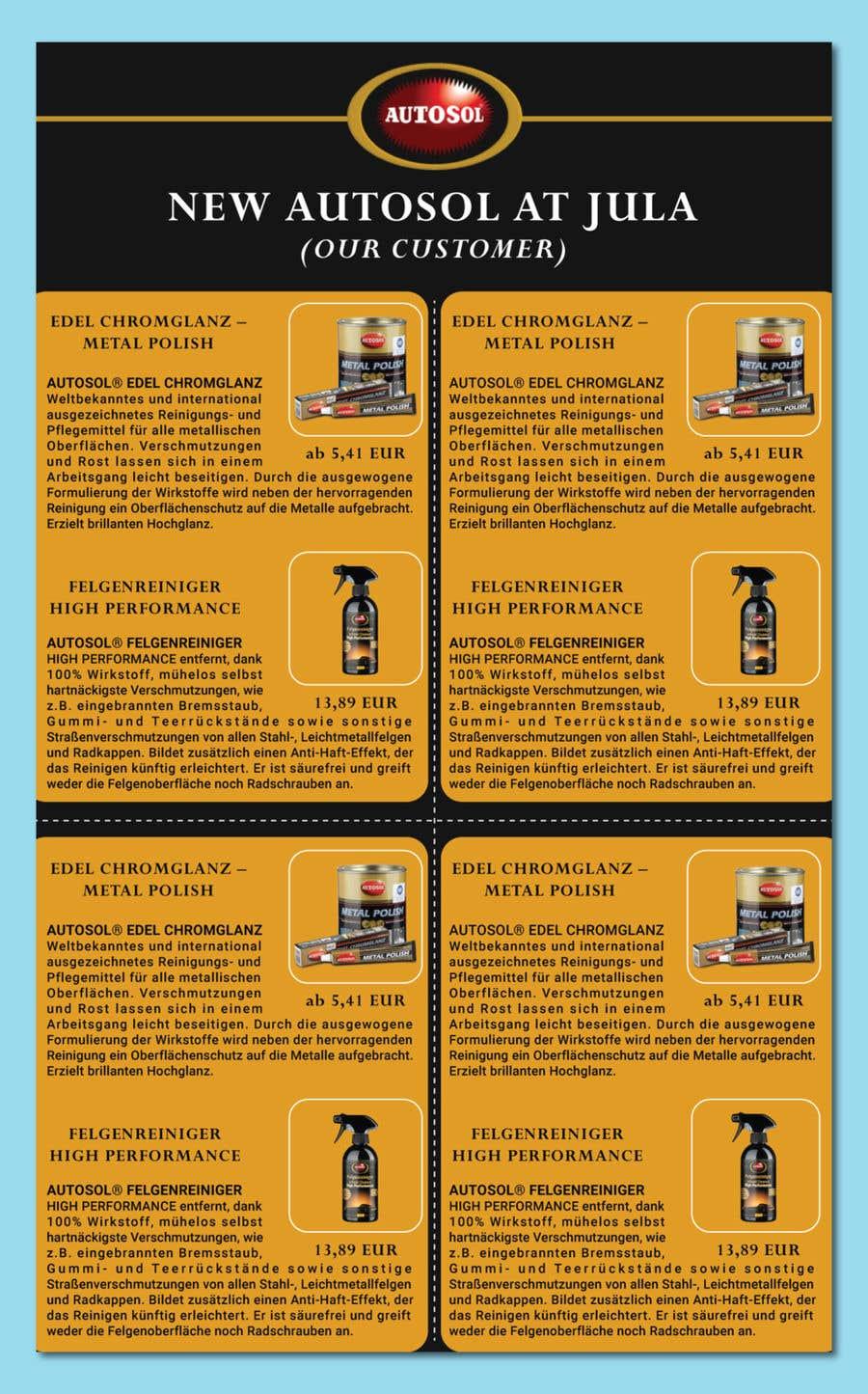 Proposition n°                                        7                                      du concours                                         Design a leaflet. URGENT