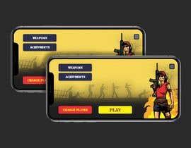 Nro 1 kilpailuun Design of 2D Mobile Game Theme and UI/UX käyttäjältä Bojancar