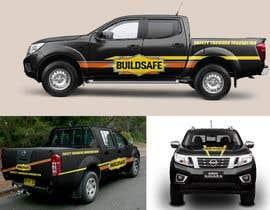 #26 untuk Mock up a vehicle design oleh aariankashif