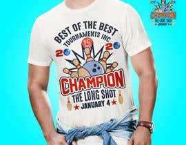 """Nro 110 kilpailuun BEST OF THE BEST INC """" THE LONG SHOT TOURNAMENT SHIRT"""" käyttäjältä SNSsumon"""