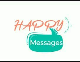 #40 for Create A Logo For Happy Messages project by Yoova