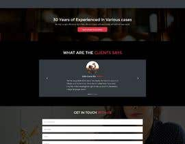 #22 для Build a dreamweaver website parallax template home page and a sub page от shafayet035