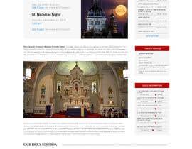 amirkust2005 tarafından Redesign parish website için no 5