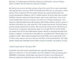 #1 untuk Write a 1000 word game related article oleh raghavsingla2006