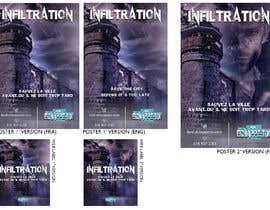 Nro 12 kilpailuun Create our new Escape Game Poster! käyttäjältä ClickFotoGrafica