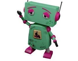 #54 для 3D Robot Design / Logo от anto2178