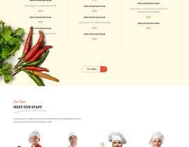 dynamicscode tarafından Restaurant website için no 10
