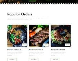 Mahamud2 tarafından Restaurant website için no 121