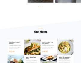 Mahamud2 tarafından Restaurant website için no 123