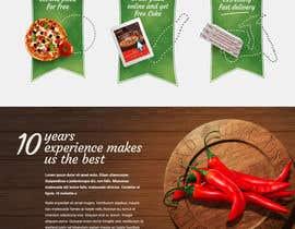 mudimudimudi tarafından Restaurant website için no 110