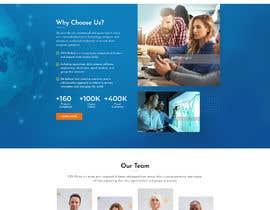 #21 untuk Website Mockup OEX Global oleh iWebSolutions9