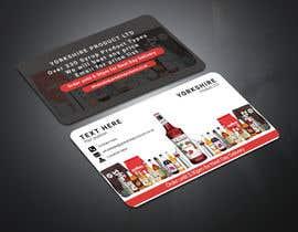 #41 untuk Business Card for Catering Supplies Company oleh shamsarafat73