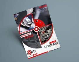 #34 for Design a brochure cover for our metal tool product company af satishandsurabhi