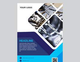 #30 for Design a brochure cover for our metal tool product company af raziul99
