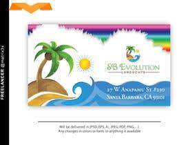 Nro 60 kilpailuun Sticker Mailing Label Design käyttäjältä matrix3x
