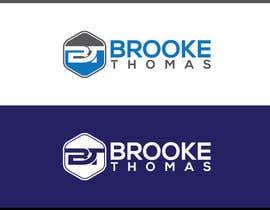 #299 for Brooke Thomas logo af shoheda50