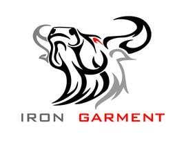 #46 untuk Simple iron bull logo oleh anishflame