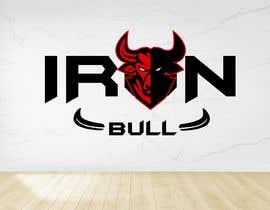 #42 untuk Simple iron bull logo oleh MollickSatyajit