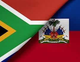 #18 untuk South Africa & Haiti Image oleh AbanoubL0TFY