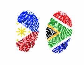 #14 untuk South Africa & Haiti Image oleh mdazizulhakimrid