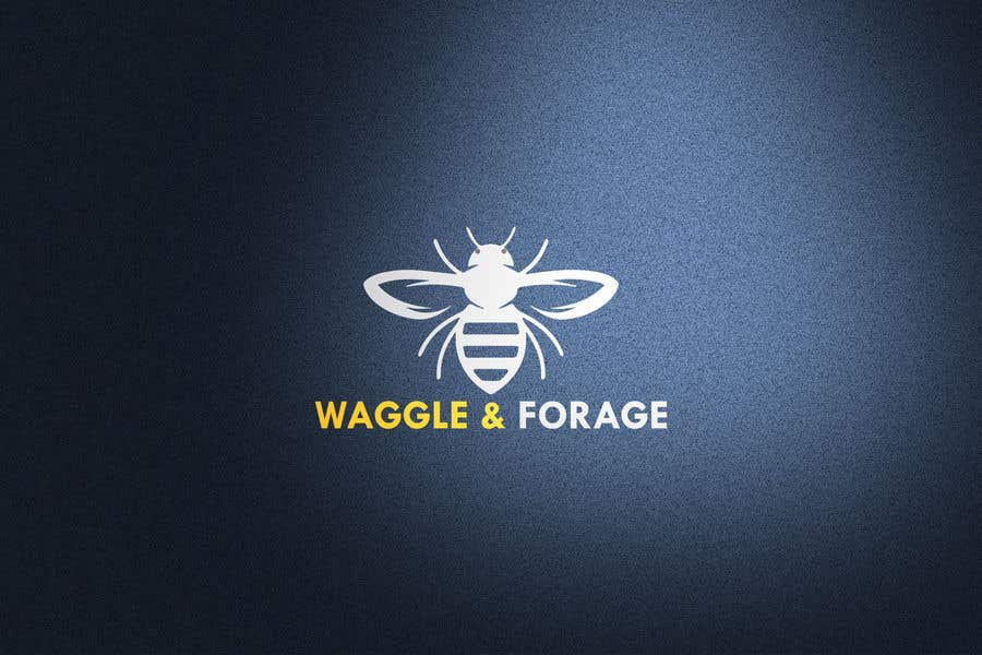"""Contest Entry #                                        621                                      for                                         Logo design for new small business - """"Waggle & Forage"""""""