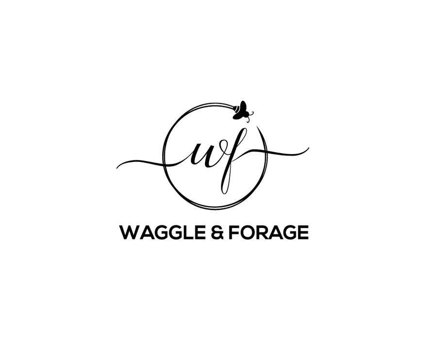 """Bài tham dự cuộc thi #485 cho Logo design for new small business - """"Waggle & Forage"""""""