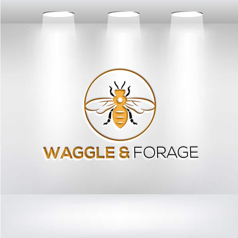 """Contest Entry #574 for Logo design for new small business - """"Waggle & Forage"""""""