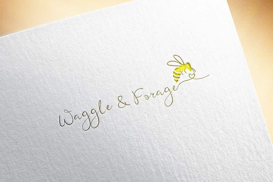 """Contest Entry #275 for Logo design for new small business - """"Waggle & Forage"""""""