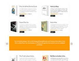 #20 untuk Need Website Mockup Design oleh kiritharanvs2393